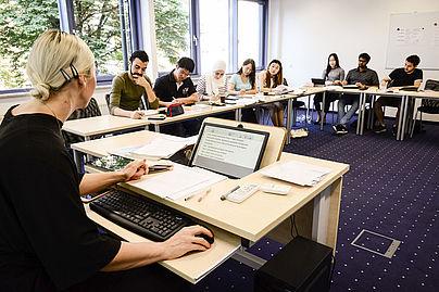 IIK classroom course