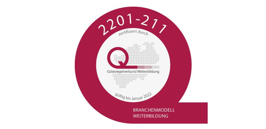 [Translate to English:] Zertifikat Gütesiegelverbund